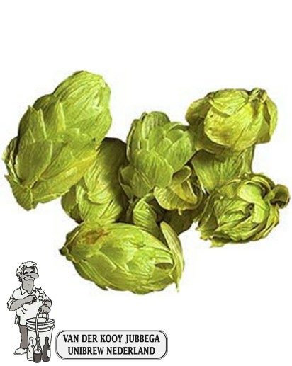 Admiral UK (bitterhop) hopbloemen 125 gram