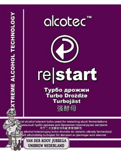 Alcotec Re start gist / stuk