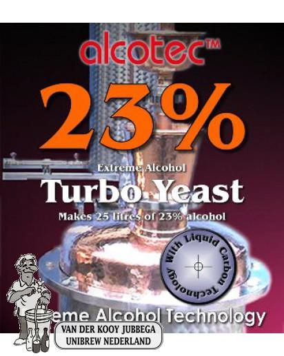Alcotec Triple Still turbo per 5 stuks