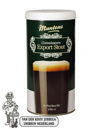 Muntons export stout 1,8 kg