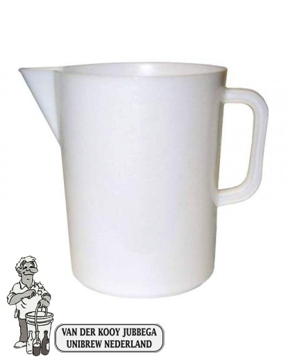 Maatbeker 5 liter