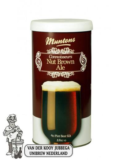Muntons nut brown ale 1,8 kg