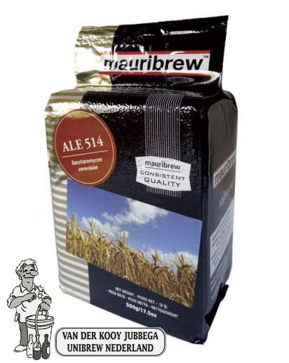 Mauribrew Ale biergist 500 gram