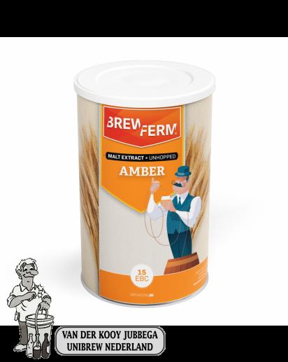Brewferm Moutextract Vloeibaar Medium 1,5 kg