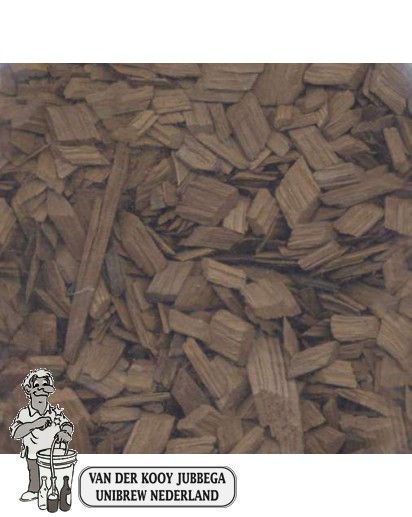 Eiken chips Frans medium 250 gram