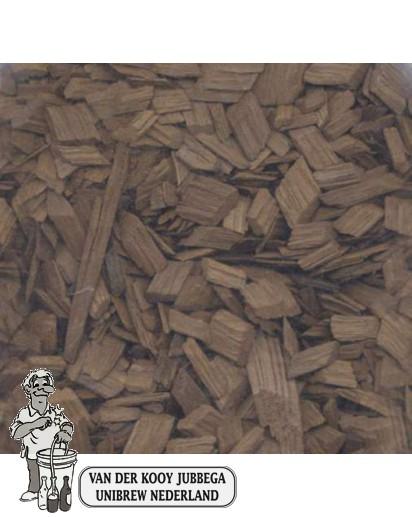 Eiken chips Amerikaans medium 250 Gram