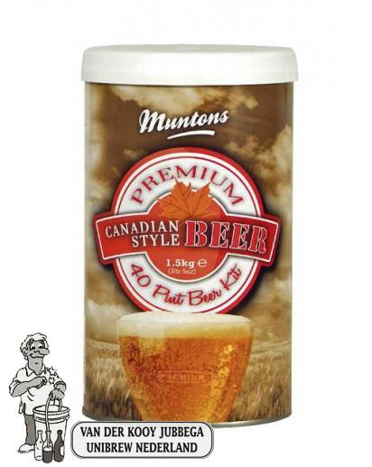 Muntons Canadian ale