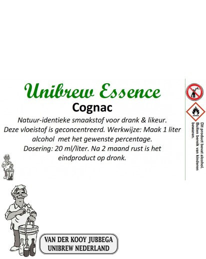 Unibrew essence Cognac 500 ml