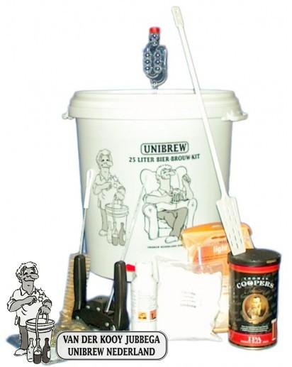 UK Brew Bierbrouw Pakket Extra Compleet.