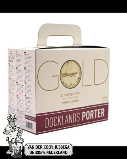 Muntons Gold Docklands Porter 3KG