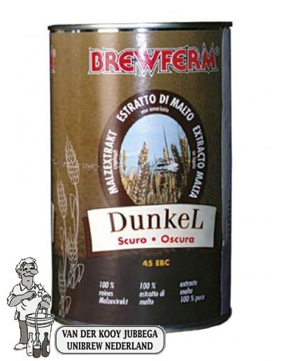 Brewferm Moutextract Vloeibaar Donker 1,5 kg