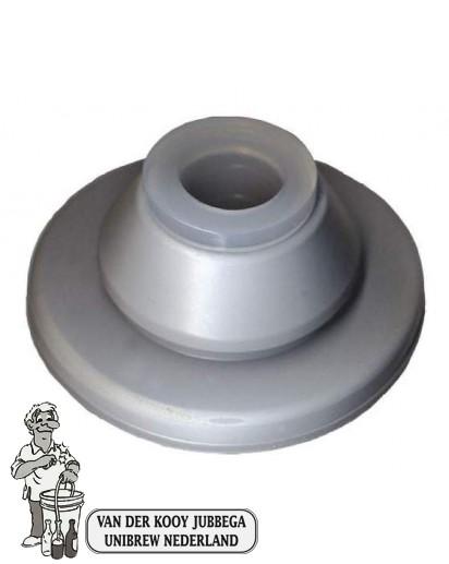 Rubberstop voor drukvat 5 liter