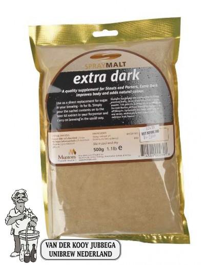 Muntons Moutextractpoeder Extra Dark 70-120 EBC 1kg