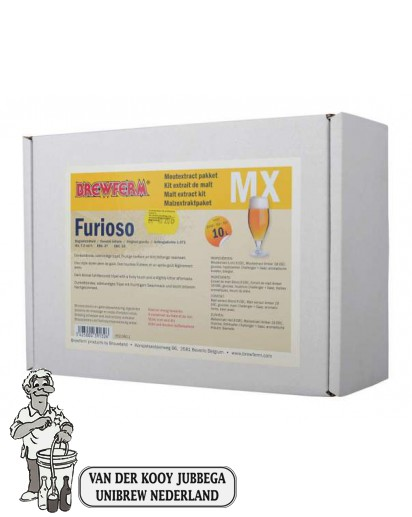 Furioso Brewferm Moutextractpakket.