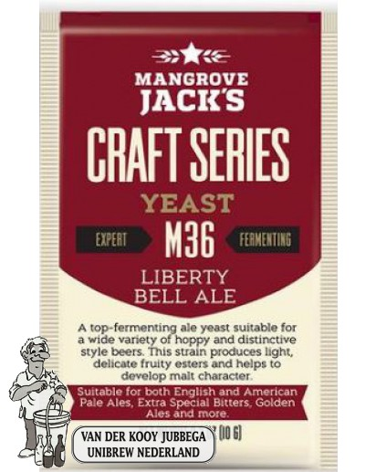 Mangrove Jack`s M36 Liberty Bell Ale 10 gram