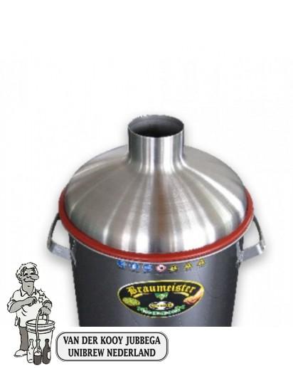 RVS hoed voor Speidel Braumeister 20 liter
