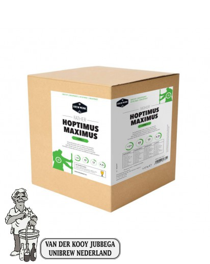 Brew Monk moutpakket - Father Hoptimus Maximus - voor 20 l
