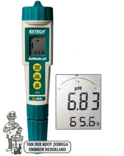 PH meter precisiemodel PH 110