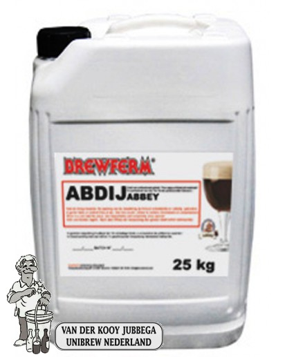 Bierkit BREWFERM abdijbier 25 kg zonder gist