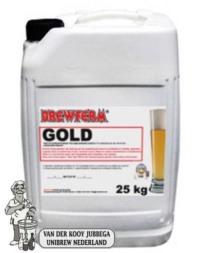 Bierkit BREWFERM gold 25 kg zonder gist