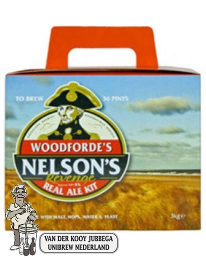 Muntons Woodforde's Nelson's Revenge 3 kg