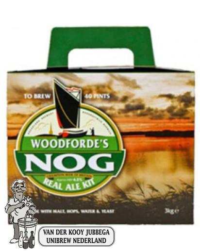 Muntons Woodforde's  3 kg