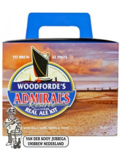 Muntons Woodforde's Admirals Reserve 3 kg