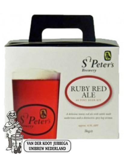 Muntons St Peters Ruby Red Ale 3 kg.