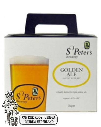 Muntons St Peters Golden Ale 3 kg