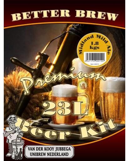 Better Brew Midland Mild Ale 1.8 KG