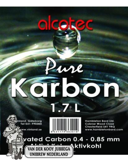 Alcotec Pure Carbon 1,7 ltr