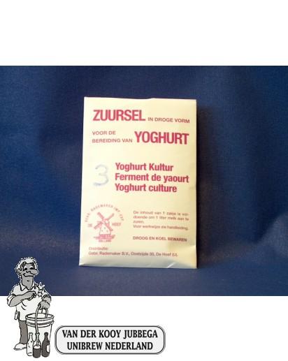 Yoghurtferment per 3 stuks