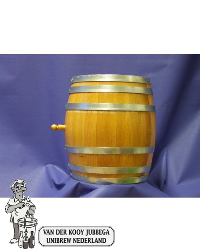 Eikenhoutenvat 25 liter zware kwaliteit (Nieuw)