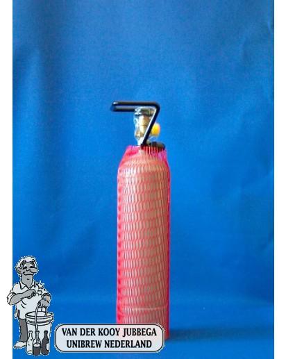 CO2 cilinder 2 kg gevuld