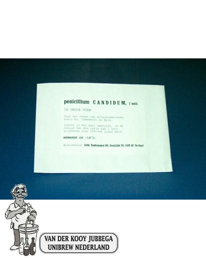 Penicillium Candidum