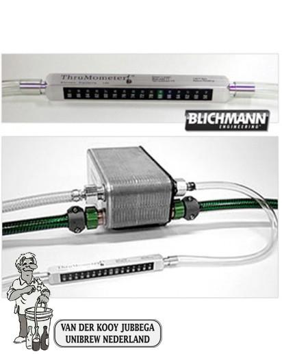 Blichmann ThruMometer™ in-line thermometer