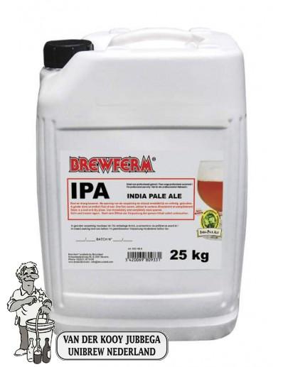 Brewferm IPA 25 KG zonder gist
