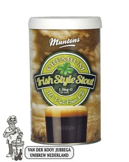 Muntons Irish stout