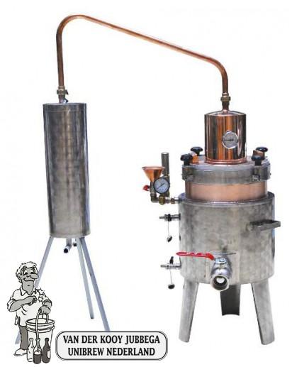 Destilleerketel SUPER 25 electrisch