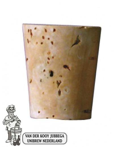 Konische kurk 11 x 14 mm 100 stuks