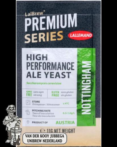 Lallemand Danstar Nottingham biergist 11 gram