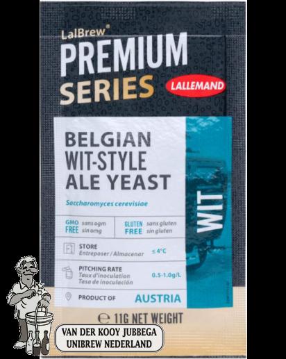 Lallemand Wit (voorheen: Munich) biergist 11 gram