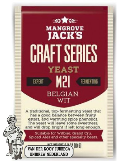 Mangrove Jack`s M21 Belgian Wit 10 gram