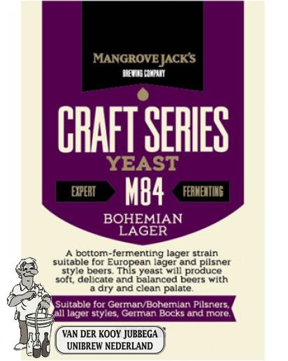 Mangrove Jack`s M84 Bohemian Lager 10 gram