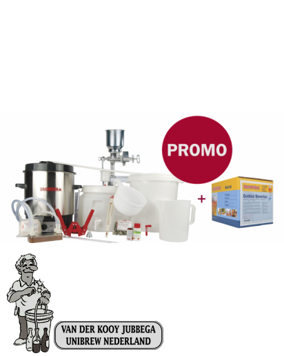 Brewferm Startset Superior Elektrisch + Moutpakket  ( 1 op voorraad)