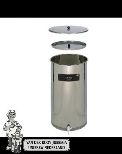 Speidel sapvat 110 liter RVS