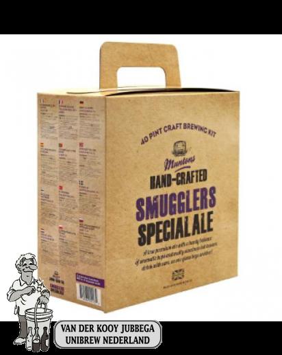 Muntons Smugglers Special Ale 3,6 kg