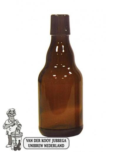 Bier fles STEINIE 33 cl Beugelfles excl beugel
