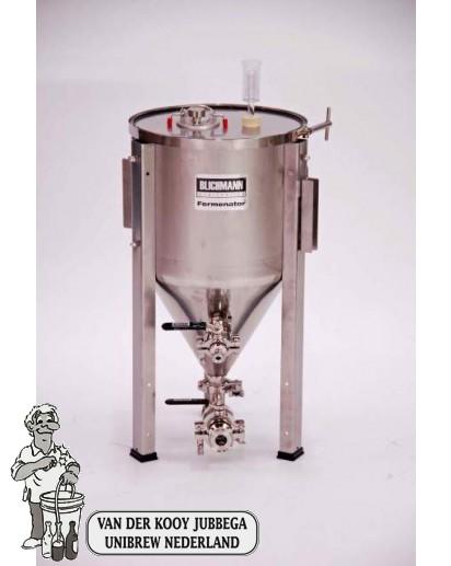 Blichmann Fermenator Conische gistingstank tri clamp 102 Liter.