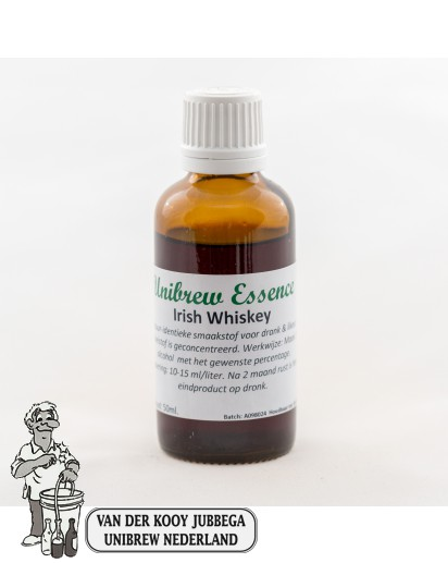 Unibrew essence Irish Whisky 50 ml